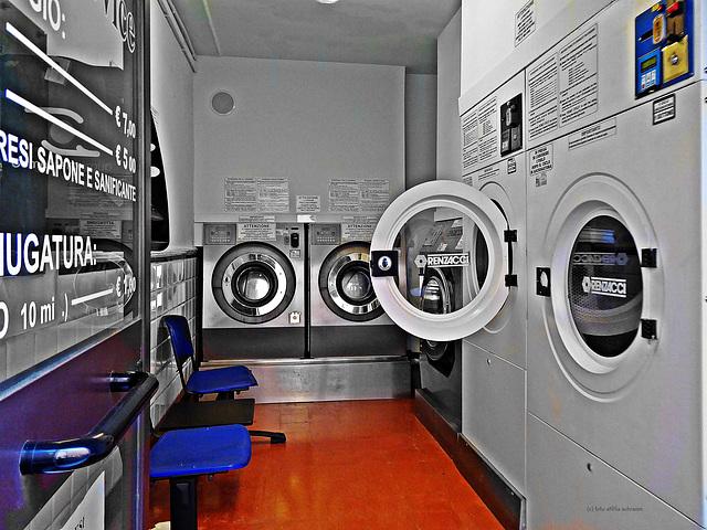 Mein wunderbarer Waschsalon ...