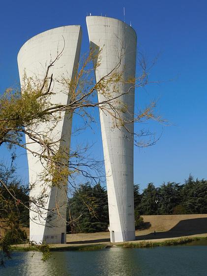 Parc Jean Perdrix à Valence-Le-Haut (26)