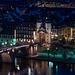 Heidelberg, Alte Brücke und Brückentor