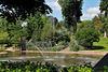 Jardin Lecoq , bassin et paserelle  ... HFF
