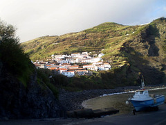 A glimpse to Vila Nova do Corvo.