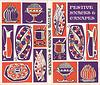 Festive Snacks & Canapes, 1967