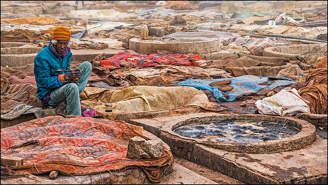 the tannery man