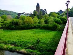 DE - Hönningen - Blick auf St. Kunibert