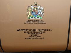 Westway Coach Services EL19 TRC at Showbus - 29 Sep 2019 (P1040466)