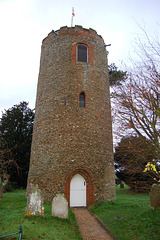 Bramfield Church, Suffolk