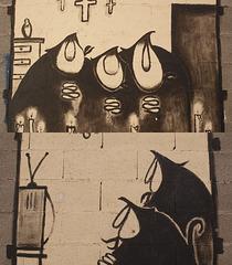 street art corse