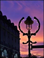 Weihnachtslaterne - Christmas lantern