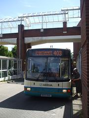 DSCF4464 Arriva the Shires KE03 OUU in Welwyn Garden City - 18 Jul 2016