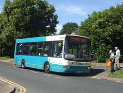 DSCF4460 Arriva the Shires KE03 OUU in Welwyn Garden City - 18 Jul 2016