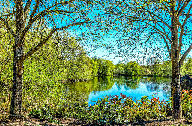 Charlton Lake 2 - Hampshire, England