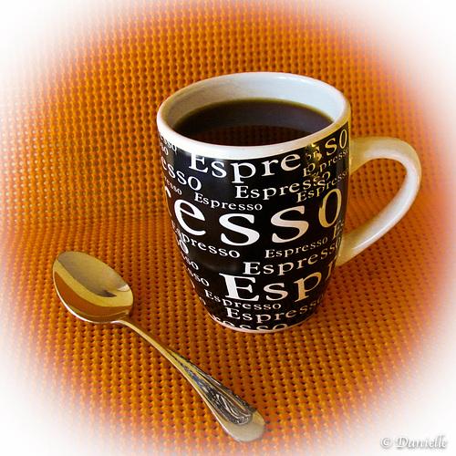 **Je vous offre un café **