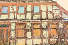 Fachwerk-Variationen-Neustadt-Glewe / MV