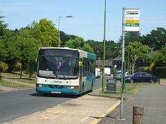 DSCF4524 Arriva the Shires KE03 OUL in Welwyn Garden City - 18 Jul 2016