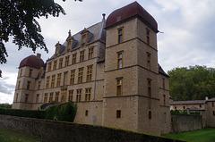 journées du patrimoine 2015 - le château de Fléchères à Fareins (Ain)