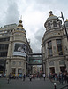 Printemps Department Store in Paris, June 2014