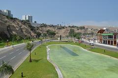 Lima, Circuito de Playas