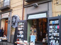 "Bookshop ""Dante & Descartes""."
