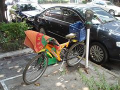 Carpet bike / Vélo tapis