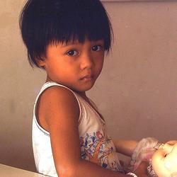 ... un ange à Cebu ... Philippines ...