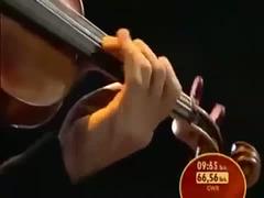 David Garrett Дэвид Гаррет  Полет шмеля Мировой рекорд