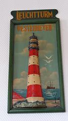 """Zwei """"Touristikmöwen"""" auf Leuchtturmtour."""