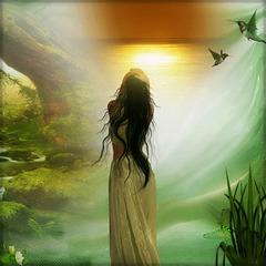 Change pas  ta vision of love   en ouvrant ton  coeur  et tu changeras le monde»