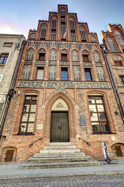 Dom Mikołaja Kopernika
