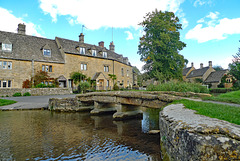England - Cotswolds, Lower Slaughter