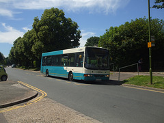 DSCF4522 Arriva the Shires KE03 OUL in Welwyn Garden City - 18 Jul 2016