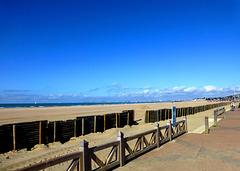 FR - Deauville - A walk on the beach