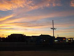 Boomer's sunset