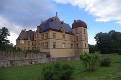 journées du patrimoine 2015 - le château de Fléchères à Fareins (Ain)ip