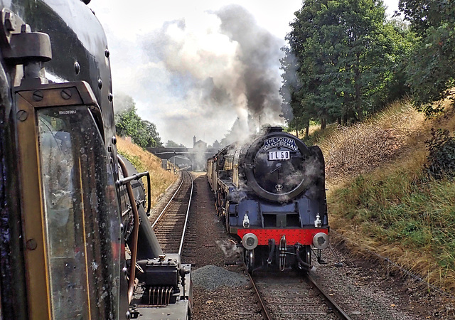 Great Central Railway Rothley Leicestershire 4th August 2018