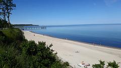 So wünscht man sich den Strand