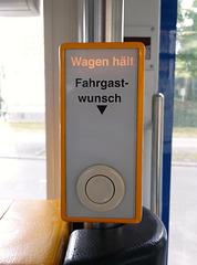 Leipzig 2015 – Fahrgastwunsch