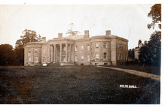 Felix Hall, Essex c1910 (partly demolished, the rest now a ruin)