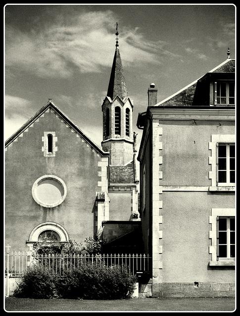 L'ancien Monastère, Azerables 23160 Fr.