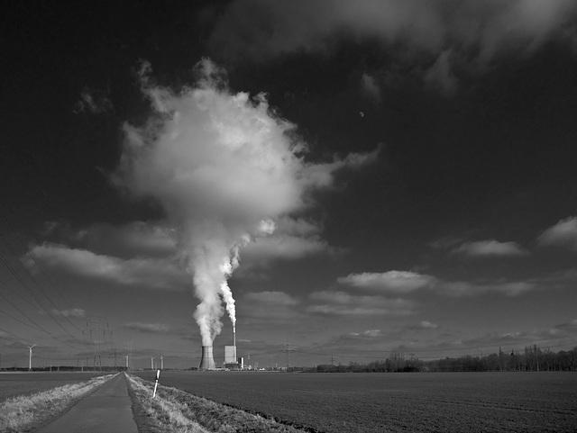 caol power plant - SW-version