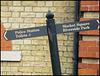 St Neots fingerpost