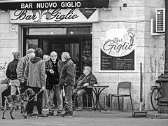 Livorno,  Piazza Cavallotti