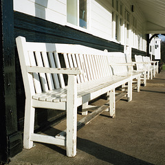 Bakewell - Pavilion Benches