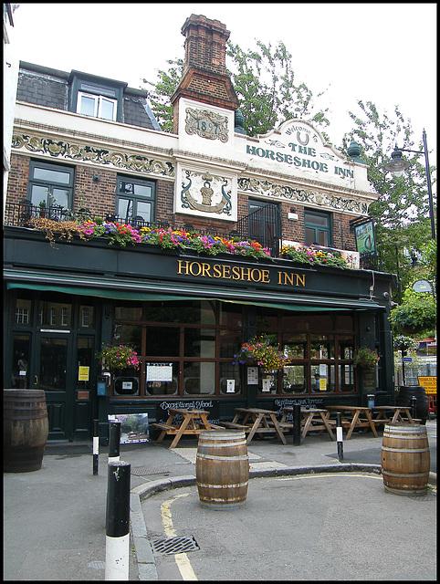 Horseshoe Inn at London Bridge