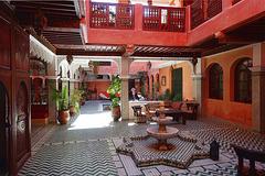 Riad Amssaffah, Marrakech
