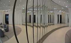 """Der """"Spiegelsaal"""" im Fontenay (see PiP)"""