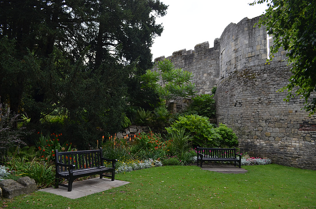 York, Museum Gardens