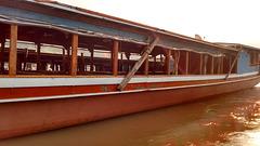 Un slow boat.....