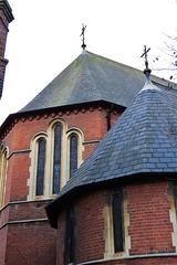 st mary's church,  lansdowne road, tottenham, london