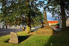 Freyenstein, Blick vom Kirchhof ...