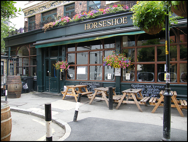 The Horseshoe at London Bridge